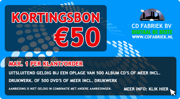 De CD Producent - de nummer 1 in CD & DVD Produceren